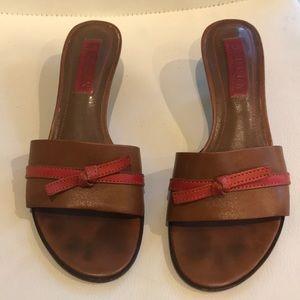 Ralph Lauren 1 inch heels